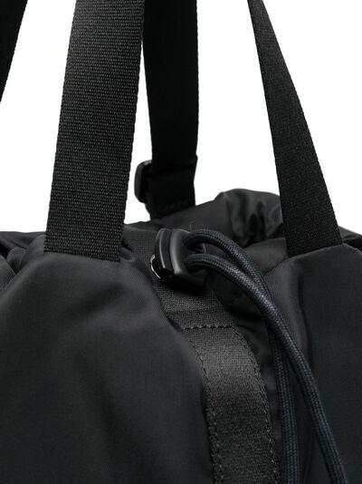 Opening Ceremony рюкзак с вышитым логотипом YMNB001S21FAB0021111 - 4