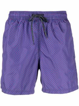 Drumohr плавки-шорты с принтом ICD99636