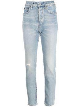 Polo Ralph Lauren узкие джинсы с завышенной талией 211825834