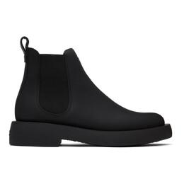 Clarks Originals Black Leather Mileno Chelsea Boots 26160854