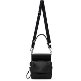 Maison Margiela Black Deer Messenger Bag S35WG0213 P4124