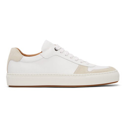 Boss by Hugo Boss White Mirage Tennis Sneakers 50445166
