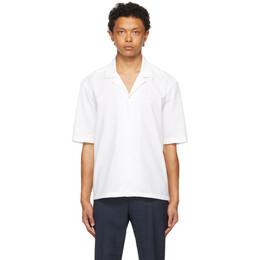 Boss by Hugo Boss White Seersucker T-Lord Shirt 50449277