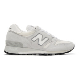 New Balance White Made In US 1300 Sneakers M1300CLW