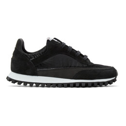 Comme Des Garcons Comme Des Garcons Black Spalwart Edition Hybrid Low Sneakers RG-K101-001