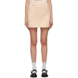 Sandy Liang Pink Bunny Skirt SL-S21-S18