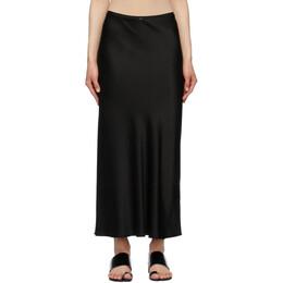 Maison Margiela Black Classic Skirt S29MA0502 S49465