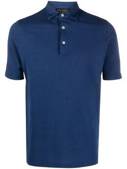 Dell'oglio рубашка поло с короткими рукавами PLMBASPIQVIN