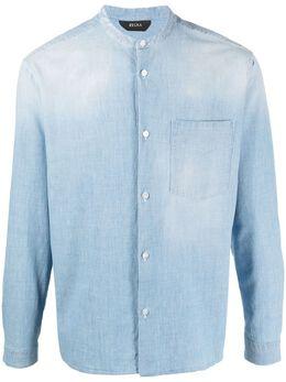 Z Zegna рубашка на пуговицах 905306ZCOG1