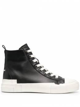 Ash Ghibly high-top leather sneakers GHIBLYBISCOMBOA