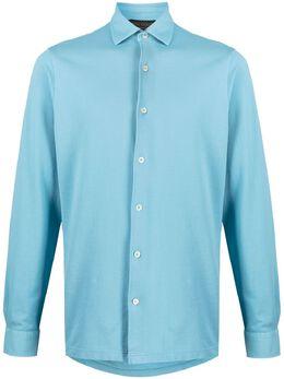 Dell'oglio рубашка на пуговицах CAMLSPPIQVIN