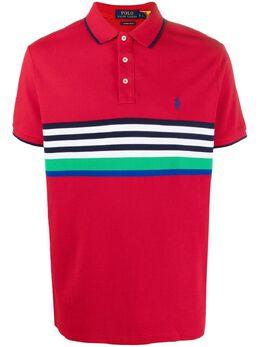 Polo Ralph Lauren полосатая рубашка поло 710835029