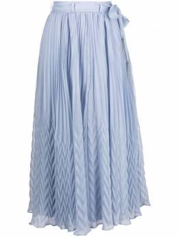 Max & Moi плиссированная юбка с завышенной талией E21JESSICA