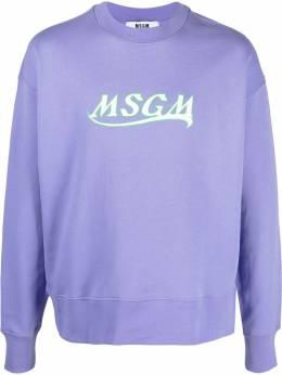 MSGM толстовка с логотипом 3040MM185217099