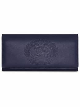 Burberry кошелек двухцветный с тиснением 4077982