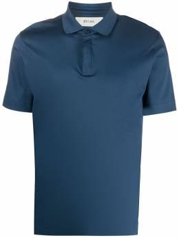 Z Zegna рубашка поло с короткими рукавами VW348ZZ670