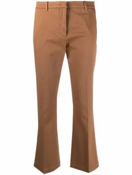 Pt01 укороченные брюки со складками CDVTJAZ00STDNU41
