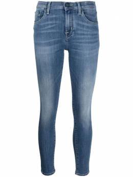 Jacob Cohen джинсы скинни с эффектом потертости KIMBERLYCROP01852W3