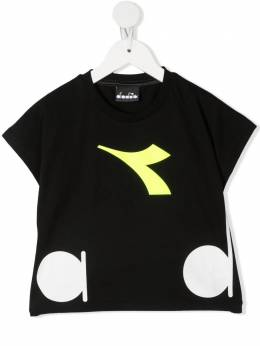 Diadora Junior футболка с логотипом 027366