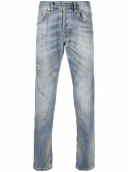 Dondup джинсы с эффектом потертости UP563DSE303U