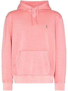 Polo Ralph Lauren худи с вышитым логотипом 710793020008