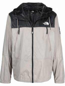 The North Face двухцветная куртка с капюшоном NF0A55BR