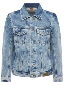 Куртка Из Хлопкового Денима Diesel 73IBQT015-MDE1