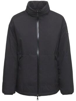 """Куртка """"menchib Opaque"""" Из Нейлона Moncler 73I02K006-OTk50"""