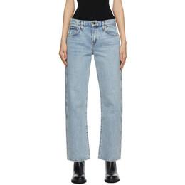 Khaite Blue Kerrie Jeans 1047-050