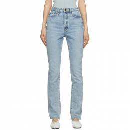 Khaite Blue Daria Jeans 1048-050
