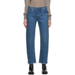 Khaite Blue Kerrie Jeans 1047-058