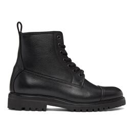 Belstaff Black Alperton Boots 10227395