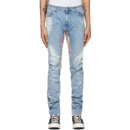 Alchemist Blue Laguna Jeans ALMGSS21MDPA01B