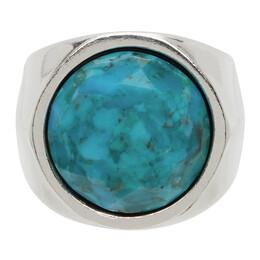 Isabel Marant Blue Alto Ring 21EBG0123-21E009T