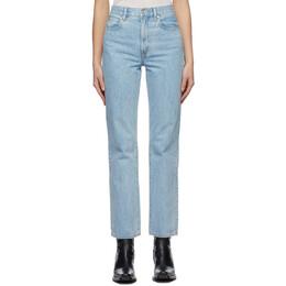 Slvrlake Blue London Jeans LNDJ707S CLSK