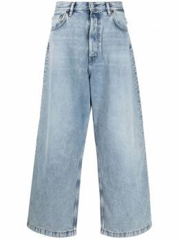 Acne Studios широкие джинсы B00218