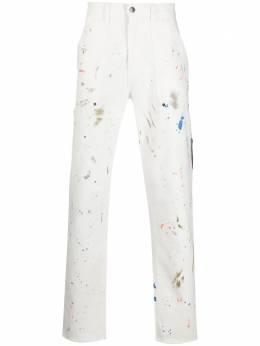 Alchemist прямые джинсы с принтом RBDZ0M1GA04
