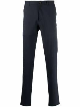 Canali узкие брюки строгого кроя V5053EW03221
