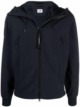 C.P. Company Kids куртка с капюшоном и кулиской 10CMOW013A005968A