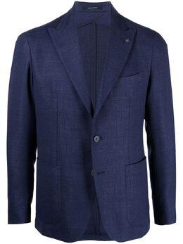 Tagliatore однобортный пиджак 1SMC26K18UEG072