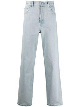 A.P.C. джинсы прямого кроя M09156COEGSAAF