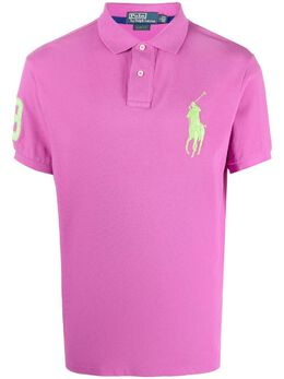 Polo Ralph Lauren рубашка поло узкого кроя 0461929
