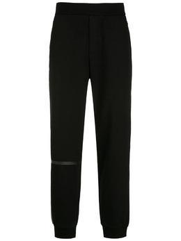 Armani Exchange спортивные брюки с контрастными полосками 3KZPFEZJ9FZ