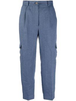 Barba укороченные брюки CARGO2009