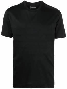 Emporio Armani футболка с логотипом 3K1TQ11JUVZ