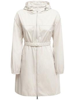 Длинная Куртка Alfirk Technic Moncler 73I02K042-MjAx0
