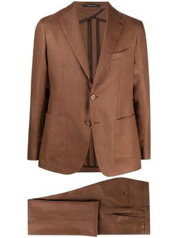 Tagliatore костюм с однобортным пиджаком 2SMC22K0134UEZ258