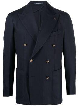 Tagliatore двубортный пиджак 1SMC20K18UEG72