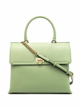 Salvatore Ferragamo Trifolio top-handle bag 744065001008