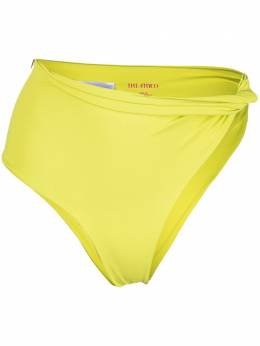 The Attico twisted bikini bottoms 215WBB13PA15